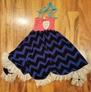 Girls Twirls and Twigs boutique dress size 4